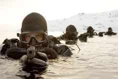 FRANCE - FORCES SPECIALES : Les commandos de Marines