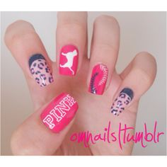 These nails are cool!