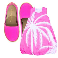 pop fizz shoes with Malibu dress by stella cove