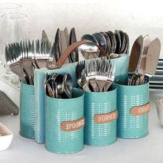 There are lots of different ways to recycle the tin. Get beautiful ideas for tin can crafts, here are some of the best DIY tin can crafts that you need to check out.