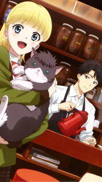 Anime Scenery Wallpaper, Wallpaper Iphone Cute, Mobile Wallpaper, Manga Anime, Anime Art, Never Fall In Love, Anime Love Couple, Cute Anime Pics, Manga Comics