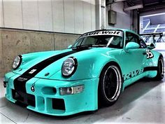 RWB Widebody 911