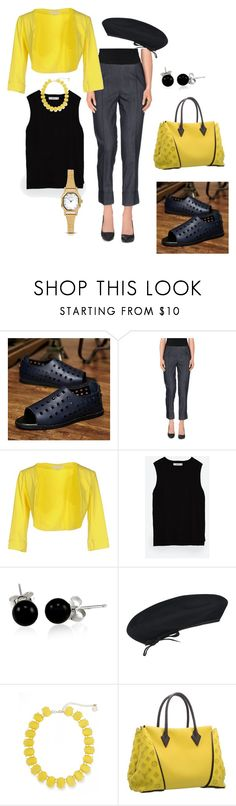 """""""Office Update"""" by dundiddit ❤ liked on Polyvore featuring Preppy Boys, N_8, Christies à Porter, Zara, Bling Jewelry, kangol, Erica Lyons, Louis Vuitton and Sekonda"""