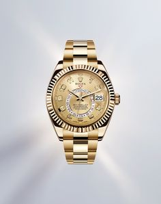 176da9476f044 Buy Rolex Sky-Dweller Yellow Gold Watches