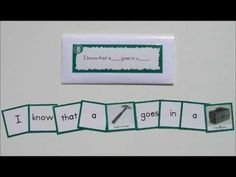 Try out some sentence-building fun to teach sight words in context--move beyond flashcards and Bingo games. Children will also develop vocabulary, fluency, and comprehension. Perfect activities for learning centers and great for English Language Learners (ELLs).