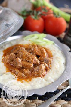 How to make Hünkar Beğendi? Tricks of the recipe, thousands of recipes … Albanian Recipes, Turkish Recipes, Ethnic Recipes, Cetogenic Diet, Easy Dinner Recipes, Easy Meals, Meat Recipes, Cooking Recipes, Turkish Kitchen