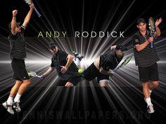 andy roddick Wallpaper HD Wallpaper