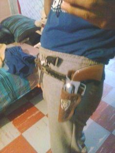 El abuelo pistolas