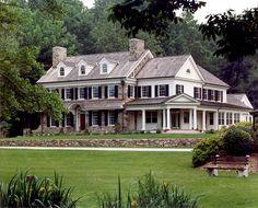Leopard Lake residence, Philadelphia. Archer & Buchanan Architecture.