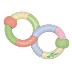 Infinity Teether Rattle Toy
