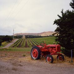 Tractor..