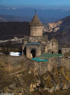 One of the most popular sights of Armenia - Tatev monastery ♥