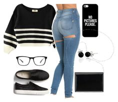 """""""Sweater Casual"""" by jaziscomplex ❤ liked on Polyvore featuring Joseph Marc, Bling Jewelry, Casetify and Nine West"""