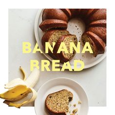 Chrissy Teigen reimagined banana bread as a decadent treat by adding pudding mix, chocolate, and coconut. Our high-fiber, whole-wheat version keeps those flavors, while dialing back some of the decadence. Recipe Makeovers, Decadent Cakes, Vanilla Pudding Mix, Dark Chocolate Chips, Banana Bread Recipes, Eat Smarter, Easy Healthy Recipes, Tasty, Treats