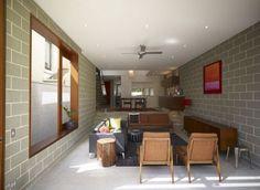 Casas charmosas sem pintura 004