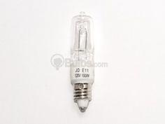 Masater bath 3 light fixture dimmable Miniature Candelabra (E11) Bulb ShapeT-4 Bulb Color-Soft White Color Temperature (Kelvin)3000K Brightness (Lumens)1,600 Bulb FinishClear THalogen