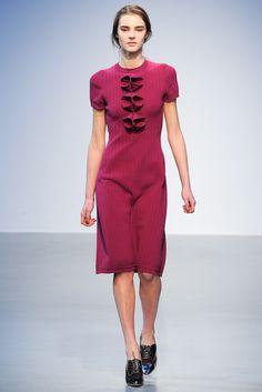 Richard Nicoll Fall 2014 Ready-to-Wear Fashion Show - Olivia David