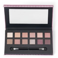 ELLE Cosmetics Rosey Neutrals Eyeshadow Palette () ($18) ❤ liked on Polyvore featuring beauty products, makeup, eye makeup, eyeshadow and palette eyeshadow
