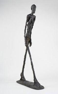 Homme qui marche I (1960)