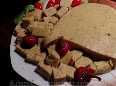 Tofu aus Kichererbsen Mehl (Shan Tofu) - Familie Charzinski kocht auch vegan