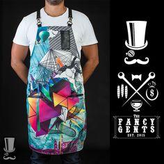 Mixologist apron