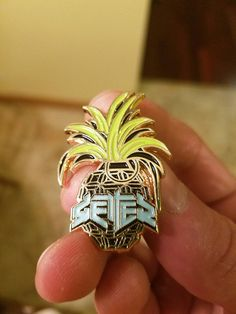Getter Hat Pin  Getter Pin  Suh Dude  Pineapple by FestivalHatPins
