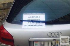 parkolás Budapest, Duma, Stupid Things, Funny, Chistes, Stupid Stuff, Ha Ha, Hilarious, Entertaining