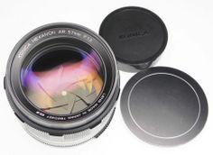 Konica Hexanon 57mm f1.2 AR EE #7500437 #Nikon