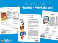 Classifying Plants And Animals Worksheets Word How Healthy Are My Snacks Downloadable Worksheets That Help Kids  Copperplate Handwriting Worksheets with Versatiles Worksheets Excel Fun Nutrition Worksheets For Kids  Teach Your Kids To Read Food Labels  With Help From Md Child Support Worksheet Excel