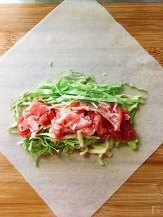 チーズがとろ〜り♪豚肉とキャベツの春巻き by 津久井 美知子 (chiko) | レシピサイト「Nadia | ナディア」プロの料理を無料で検索