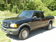 2004 Ford Ranger FX4 Level II** 4.0L Auto 4x4