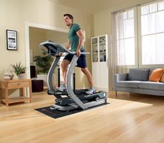 Bowflex Treadclimber - Like going on a trip in your living-room!