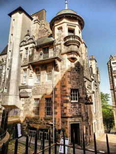Writers' Museum, Lady Stair's Close, The Royal Mile, Edinburgh