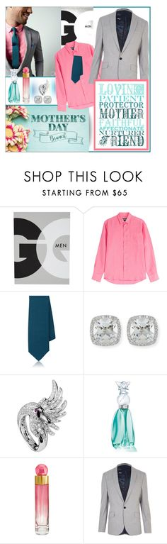 """A son's love"" by outfitsloveyou ❤ liked on Polyvore featuring Assouline Publishing, Vilebrequin, SVEVO, Frederic Sage, Boucheron, Anna Sui, Perry Ellis, River Island, men's fashion and menswear"