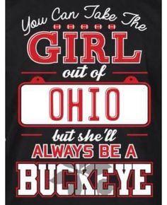 Once a buckeye, always a buckeye! I can& believe it has been 5 years sinc. Once a buckeye, always a buckeye! I can't believe it has been 5 years sinc. Ohio State Buckeyes, Ohio State University, Ohio State Wreath, Ohio State Vs Michigan, Ohio State Crafts, Ohio State Shirts, The Buckeye State, Buckeyes Football, Ohio State Football