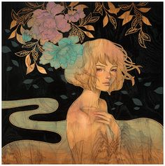 'It Was You' by Audrey Kawasaki