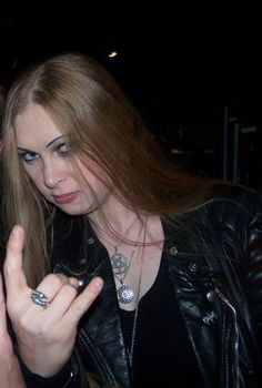 Vocalist: Onielar   Band: Darkened Nocturn Slaughtercult