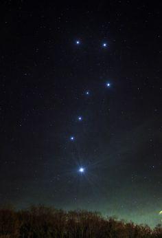 Astronomy & Astrophysics           - astronomyblog:  The Big Dipper    by:VegaStar...