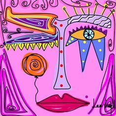 Rosa  #FelizLunes #BogotaBuenaOnda #Cartagena #art #arte #Streetfest15 #ilustracion #mujer