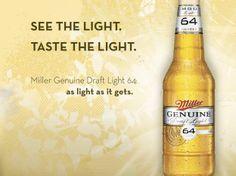 Miller Genuine Draft Light