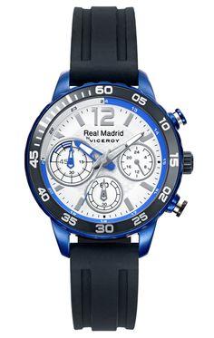 Reloj Viceroy Real Madrid Cronógrafo mujer 40962-05