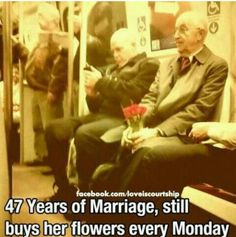 I want to have a love like that.