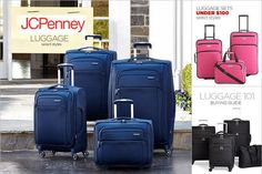jcpenney coupons $10 off $25You can plan your travel with luggage sets those are strong enough for you to survive the long trips. There are several coupons available for availing discounts and with JCPenney coupons $10 off $25 you can actually save couple of bucks using them.