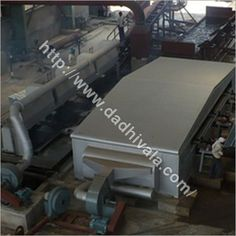 Our company specializes in offering quality The dryers offered by us are generally used for drying metal structures after galvanizing or pickling process.