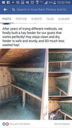 Marked anticipated goat farming ideas Recommended Site - All For Garden Goat Feeder, Goat Shelter, Goat Pen, Goat House, Goat Care, Raising Goats, Horse Barns, Horses, Mini Horse Barn