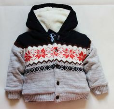 New arrivals 4pcs/lot baby coral fleece liner warm winter sweater infant knitted cardigan boys girls toddler coats/hoodies $73.20