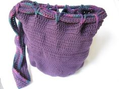 Free Crochet Pattern - Crochet Casual Bag