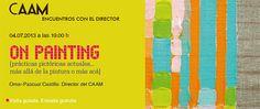 Noche y Día Gran Canaria: Exposiciones - 04/07: Encuentros con el director en el CAAM