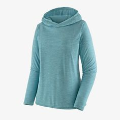 Patagonia Women's Capilene® Cool Daily Hoody Hanging With Friends, Country Outfitter, Caps For Women, Daily Fashion, Stretch Fabric, Going Out, Fitness Models, Pure Products