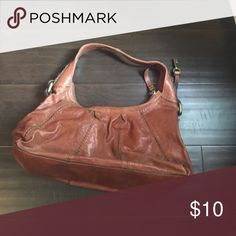 Brown Purse MAKE OFFERS NWOT never used, great condition! Lucky Brand Bags Shoulder Bags